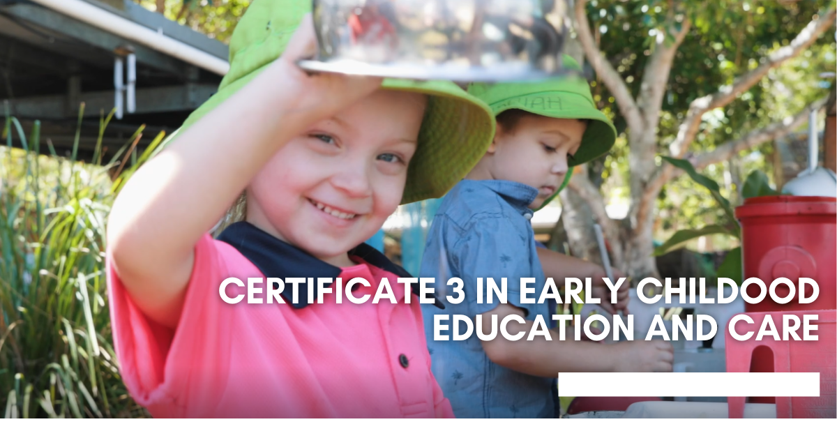 Cert 3 ECEC image website