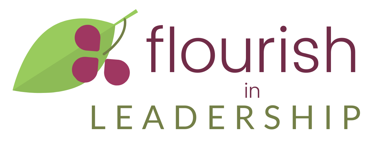Flourish in Leadership branding